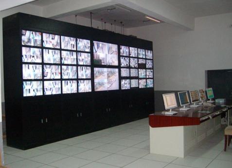 监控电视墙厂家