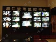 监控中心电视墙