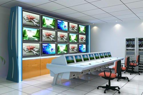 长沙监控电视墙